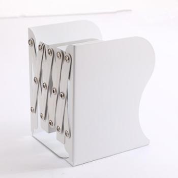 可伸缩书立架创意小学生用 简易桌上折叠收纳书架书夹
