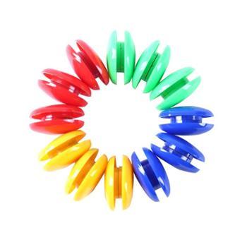 晨光文具24粒装强磁粒白板磁扣红蓝绿黄4色