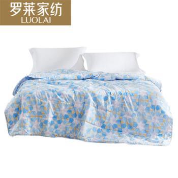 罗莱家纺 床上用品梦幻奇境抗菌可水洗空调夏被