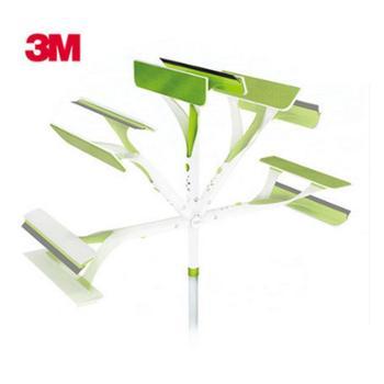 3M思高擦窗器擦玻璃器超强玻璃刮伸缩杆玻璃擦双面玻璃擦窗清洁器