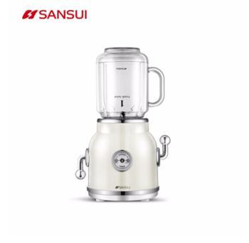 山水(SANSUI)多功能搅拌机榨汁机料理机家用JM-SJB8302
