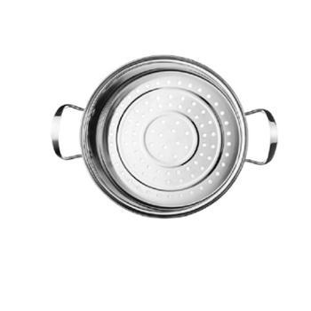 赫曼德(NOLTE)厨房家用不锈钢三层蒸锅