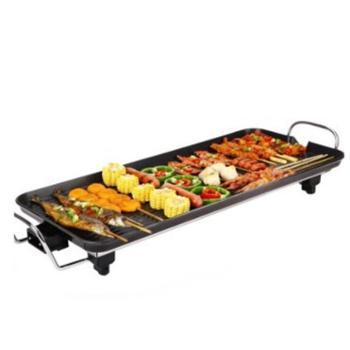 克来比 环保 健康 家用无烟电烧烤炉 烧烤架 烤肉机 电烤盘 韩式 大号电烤炉