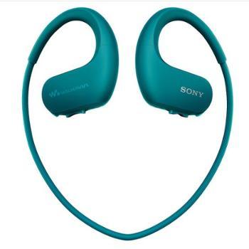索尼 可穿戴式运动防水耳机mp3播放器 4G WS413