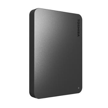 东芝 1TB USB3.0 移动硬盘 2.5英寸 新小黑A3