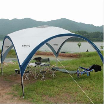兄弟BRS-C01户外防紫外线超大天幕雨棚展销篷沙滩野餐遮阳棚
