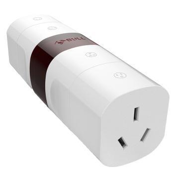 公牛(BULL)GN-L07U带USB多国旅行转换器