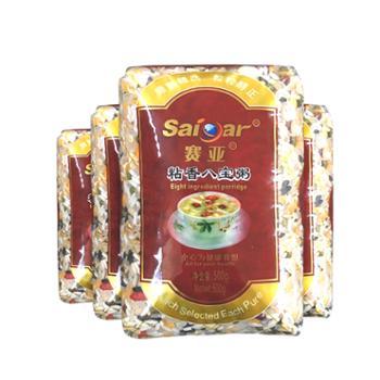 赛亚 粘香八宝粥 500g*4袋共2kg 五谷杂粮