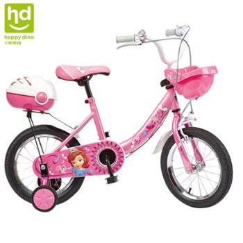 好孩子旗下小龙哈彼儿童女童自行车公主范LG59系列14寸16寸自行车
