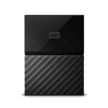 西部数据移动硬盘2t高速usb3.0加密西数硬盘2tb移动硬盘