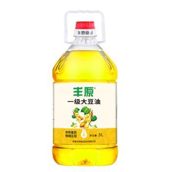 丰原食品5L非转基因一级大豆油