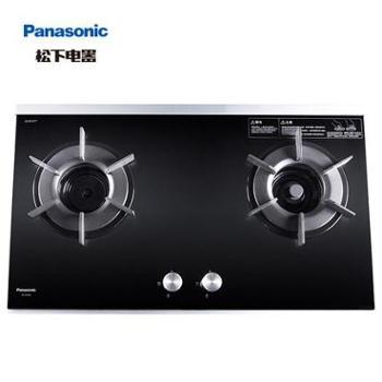 松下/Panasonic聚能火燃气灶双灶嵌入式天然气223