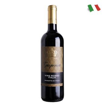 卢卡意大利原瓶进口佳贝利干红葡萄酒750ml