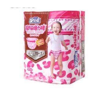 安儿乐扭扭弹力裤(女宝宝)XL15XL6015G