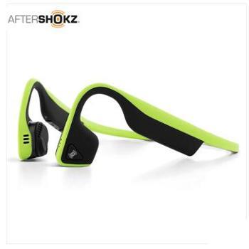 韶音AFTERSHOKZ AS600TREKZ骨传导运动蓝牙耳机无线挂耳式跑步蓝牙4.1