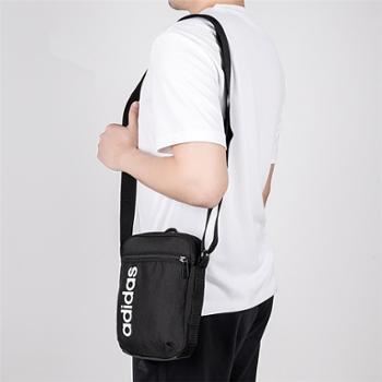adidas阿迪达斯男女旅行休闲运动单肩包DT4822