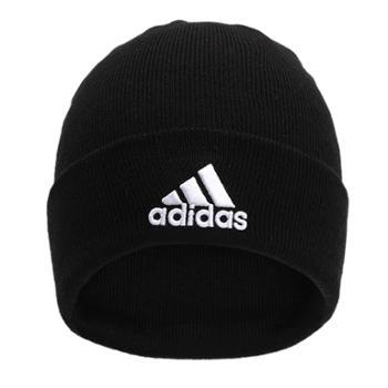 adidas阿迪达斯男女运动训练针织帽子FS9022