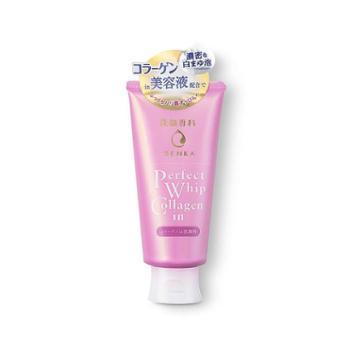 资生堂Shiseido珊珂绵润胶原蛋白洗面奶两支装120g+120g