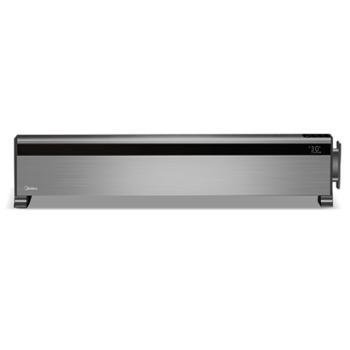 Midea/美的电暖气踢脚线取暖器家用节能大面积暖风机地暖省电加湿电暖器NDY-LSX