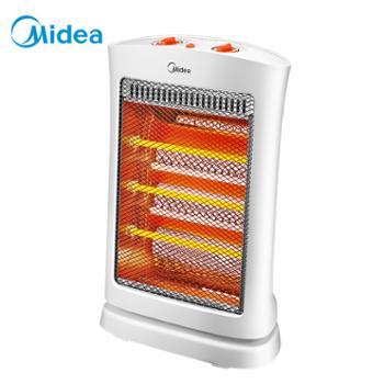 Midea/美的小太阳取暖器电烤炉家用节能省电办公室小型电暖气速热电暖炉NS12-15B