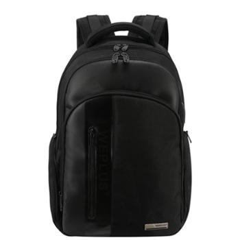 WEPLUS唯加时尚商务电脑双肩背包