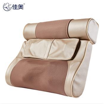 佳奥电动按摩枕头200401J2021MC3牵引按摩矫正护颈枕头遥控按键款-大号