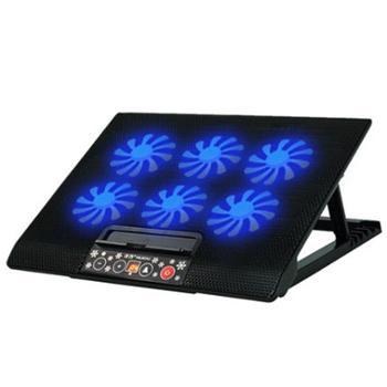诺西笔记本散热器14寸15.6寸联想华硕戴尔电脑散热底座垫支架
