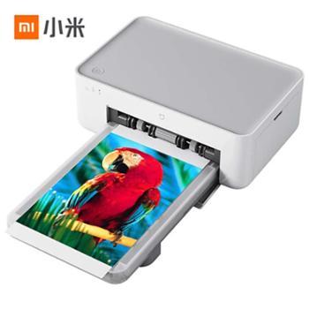 小米(MI)米家手机照片打印机 无线远程连接 还原真实色彩 多尺寸证件照 小米打印机 米家打印机 小米照片打印机