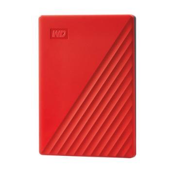 西部数据/WD PC台式笔记本电脑移动加密硬盘 My Passport随行 自动备份密码保护USB3.0