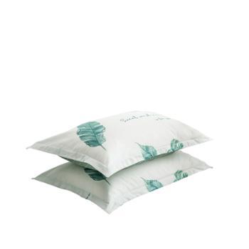 普马狮(一对装)全棉枕套48*74cm