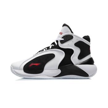 李宁男子运动时尚篮球鞋AGBR027