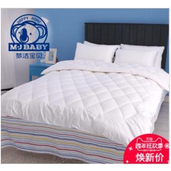 儿童被丝柔羊毛被被芯被褥学生床上用品单双人被1.5米床用