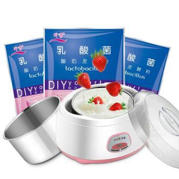 川秀酸奶发酵剂酸奶菌粉酵母