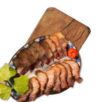 客迁食品 传统腊肉 450g