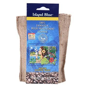 蓝标沃伦芬牙买加蓝山烘焙咖啡豆227克