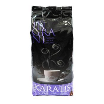 蓝标沃伦芬KARALIS卡拉莉斯意大利咖啡豆(紫标)1000g