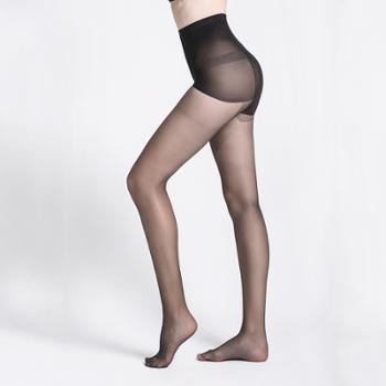 xoidol 菠萝袜女士丝袜裤薄款连裤袜6条 防勾丝
