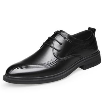FXXG1936 男士商务真皮皮鞋