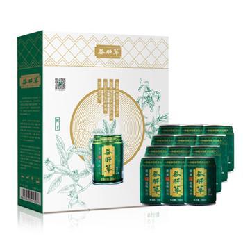 苗姑娘 益肝草植物饮料 248ml*12 0糖0脂健康凉茶饮品