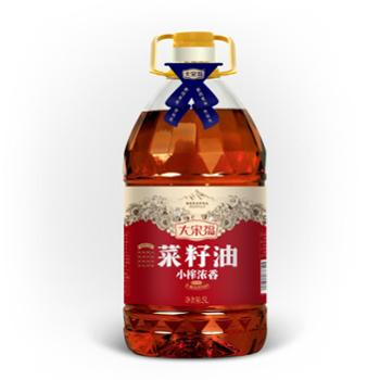 大宋福 小榨浓香菜籽油 5L