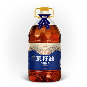 大宋福 头道原香菜籽油 5L/瓶