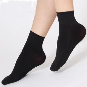 迈尼森女袜10双纯棉