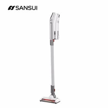山水(SANSUI)无线吸尘器家用小型强力大功率手持静音充电JM-SXC8612