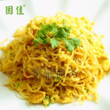 河南特产 固始皮丝猪皮丝方便半成品家常私房菜凉拌食材350g
