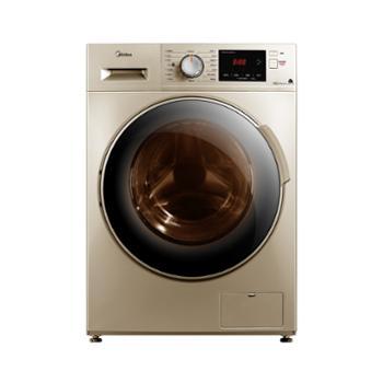 美的/Midea全自动滚筒洗衣机MD100V332DG5