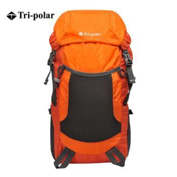 Tir-polar户外郊游大容量运动背包35L可折叠收纳超轻双肩背包登山户外包