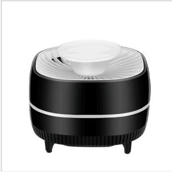 新款LED捕蚊灯礼品家用驱蚊器usb吸入式光触媒灭蚊灯