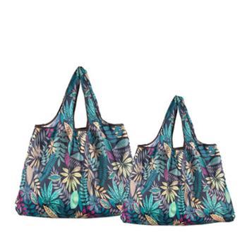 便携可折叠购物防水布袋