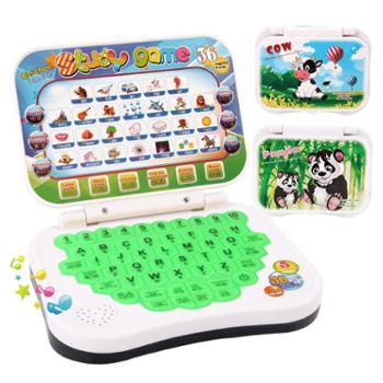 乐童童早教机儿童玩具智能中英文点读机学习机2-6岁(特价款)