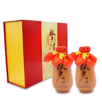 梦得福蜂蜜枸杞麦曲液态发酵蜂蜜酒500mlx2